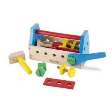 melissa and doug take along tool kit for kids