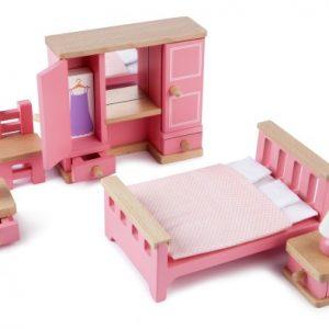 Tidlo Bedroom Dolls House Furniture