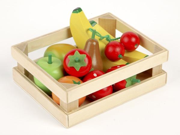 T-0131 Tidlo Wooden Fruit Salad 001