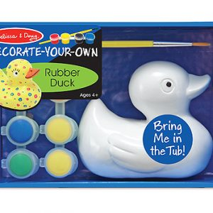 MD14291 Melissa and Doug Rubber Duck 001