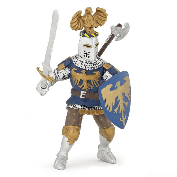 39362 Crested Blue Knight 001