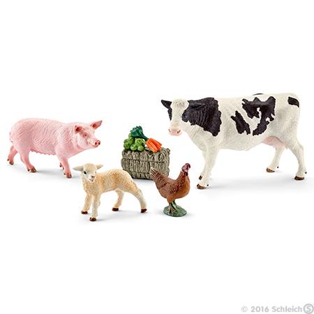 41424 My First Farm Animals by Schleich 001