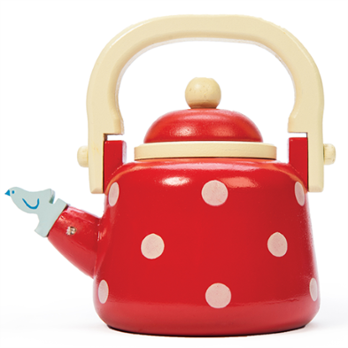 TV312 Dotty Kettle by Le Toy Van  002