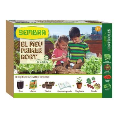 8707 Childrens gardening kits My First Salad Garden Kit 001