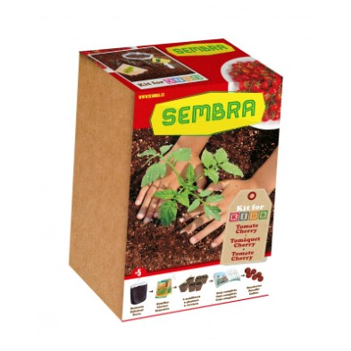 9099 Sembra My First Cherry Tomato Growing Kit 001