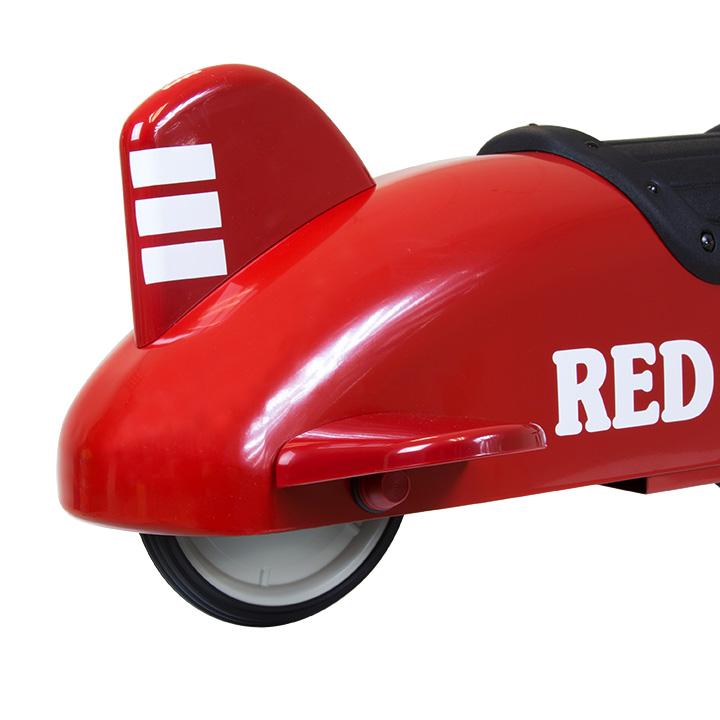 14151 Red Retro Ride on Plane 003