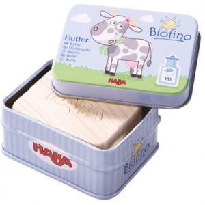 1512 Haba Butter Biofino wooden play food 001