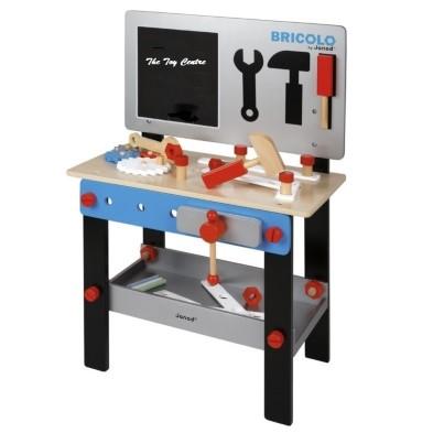 J06491 Janod DIY Magnetic Workbench 001