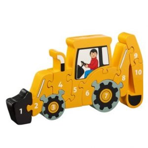 Yellow Digger Puzzle