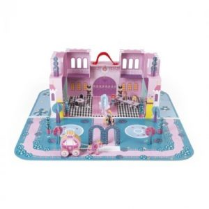 janod enchanted castle toy